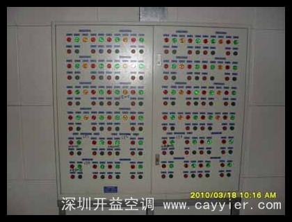电路控制系统保养